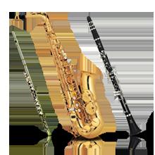 saxophone clarinet flute lessons cincinnati