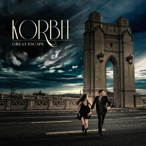 KORBEE - GREAT ESCAPE - FINAL ALBUM COVER - FOR ITUNES- 10.17.13